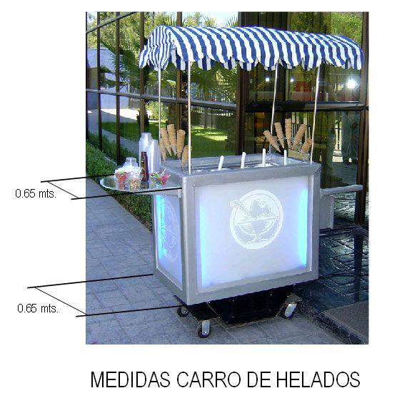 Lilies Trailer Food Truck