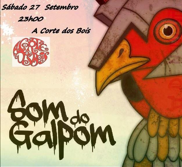 Som do Galpom en A Corte dos Bois, Sandiás (Ourense)