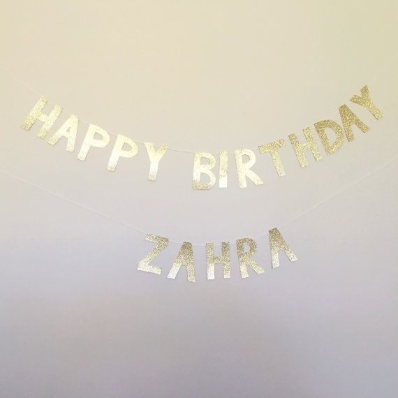 17 Best Ideas About Happy Birthday Banners On Pinterest