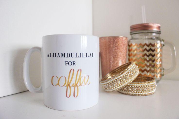 Coffee mug - Islamic gift idea