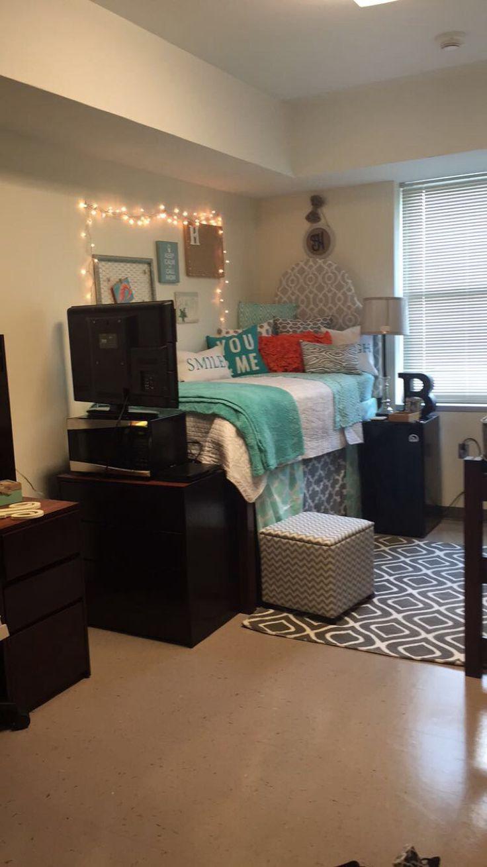 UNCP dorm room