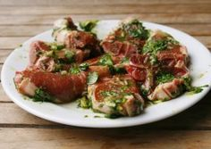 Recette marinade agneau