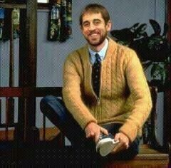 The real Mr. Rodgers