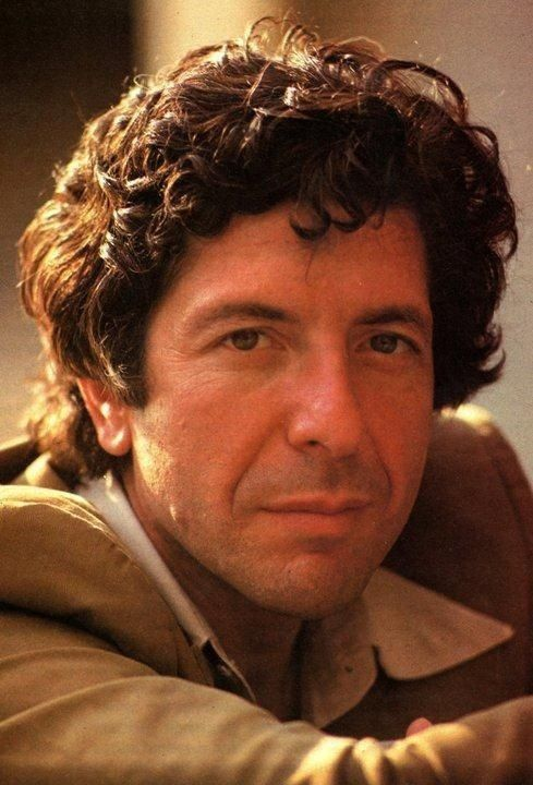Leonard Cohen - beautiful words & melody .. beautiful mind ..