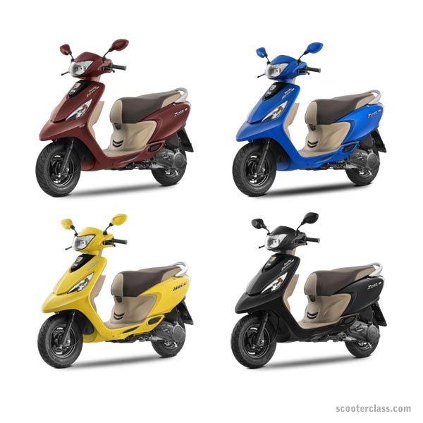 Tvs Scooty Zest Price Colours Images Models Mileage Colours