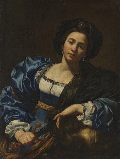 obra Judith, autor Simon Vouet