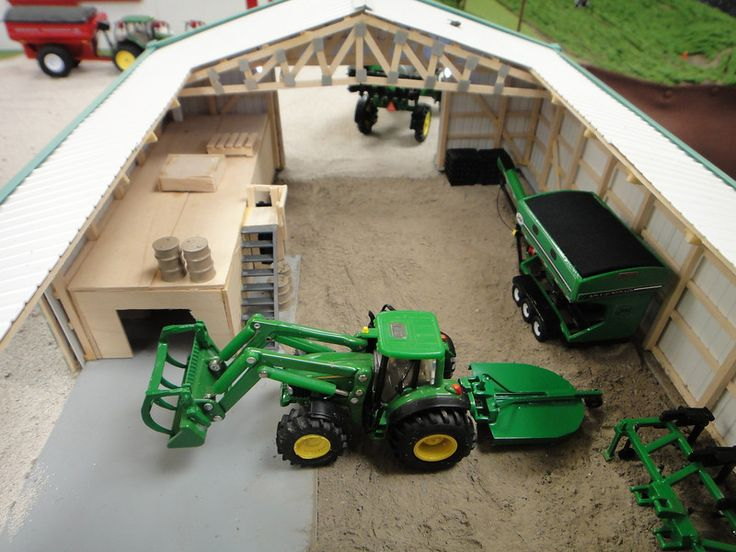 1 64th scale farm toys wow blog for 1 64 farm layouts