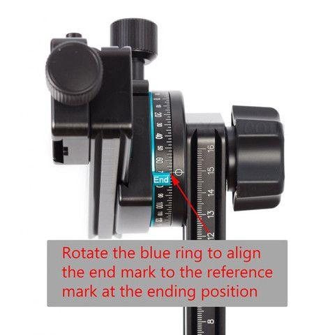 NODAL NINJA Ultimate M2 with RD8-II Advanced Rotator