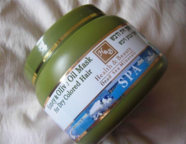 viacstylu: Maska, ktorá stojí za to: H&B Honey and Olive Oil Mask