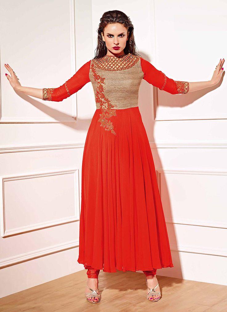 Orange Wedding Wear Plain Salwar Kameez Supplier  Buy Now @ http://www.suratwholesaleshop.com/50057-Exotic-Net-Turquoise-Designer-Anarkali-Suit?view=catalog  #wholesalesalwar #partywearsalwar #salwar #anarkali #anarkalisuits #indiansuits #festivalwearsuits #suratwholesaler #designersalwarsuits