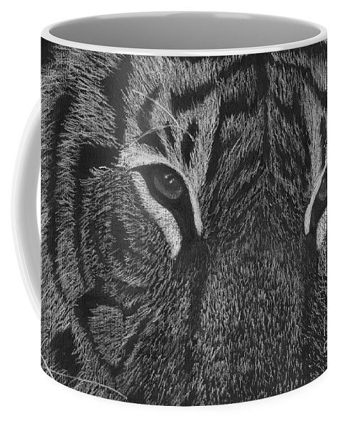 """The Hunt"" coffee mug by Tracey Lee Art Designs"