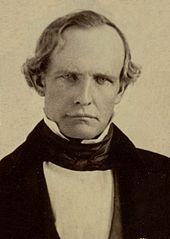 Peter Hardeman Burnett, first Governor of California