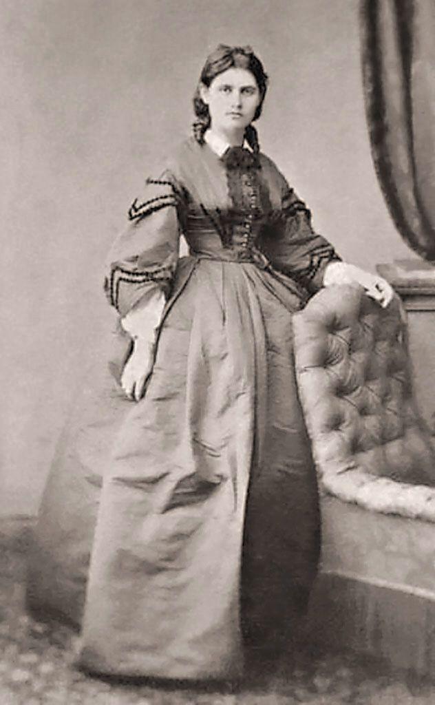 Berthe Morisot, french impressionist painter
