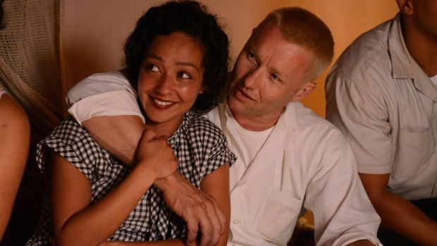 Loving, directed by Jeff Nichols, stars Ruth Negga and Joel Edgerton as Mildred and Richard Loving, whose interracial marriage got them exiled from Virginia and eventually led to the U.S. Supreme Court's landmark 1967 ruling Loving v. Virginia.