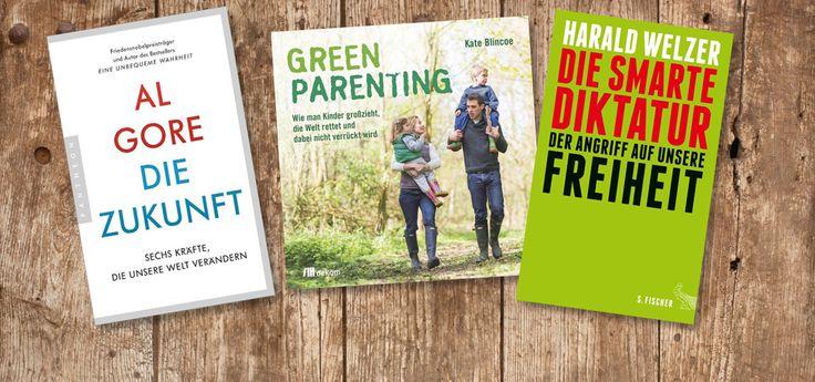 Drei aktuelle Bücher, die man im Juli gelesen haben muss