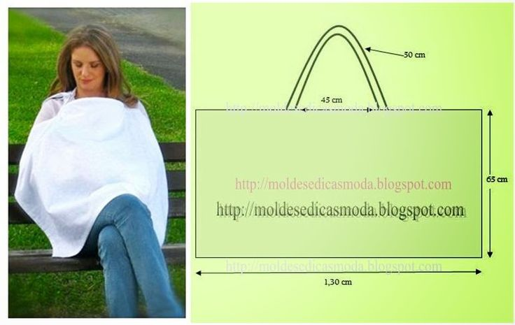 Moda e Dicas de Costura: AVENTAL DE AMAMENTAÇÃO