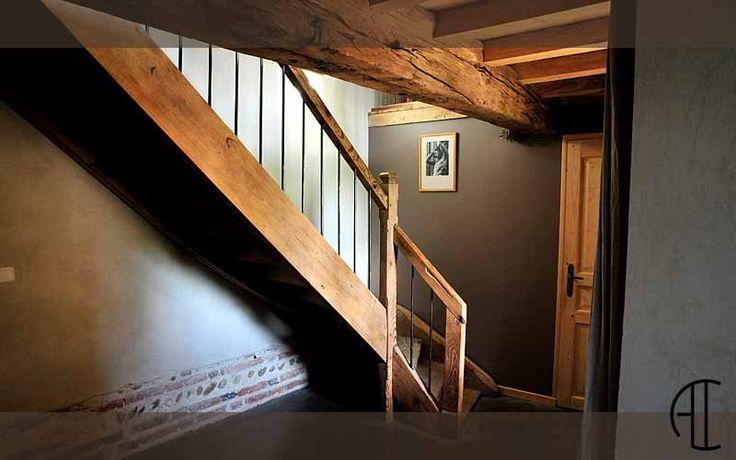 Znalezione obrazy dla zapytania Intérieurs de maisons anciennes