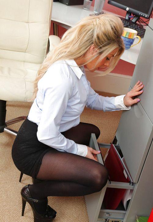hot secretary videos