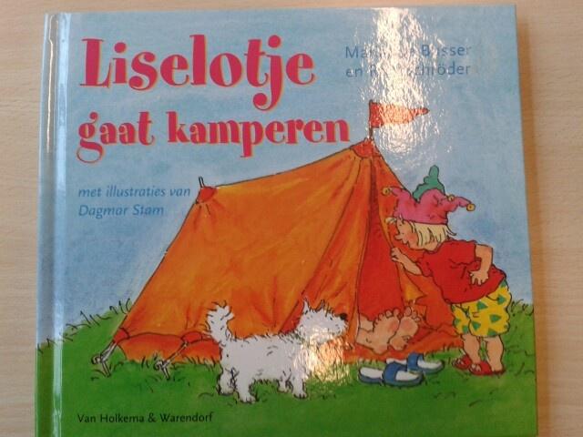 Dit boek mag natuurlijk niet ontbreken bij het thema vakantie!