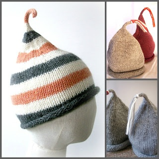 pixie love free knit hat pattern SOMEONE is getting this as a gift. It's too cute