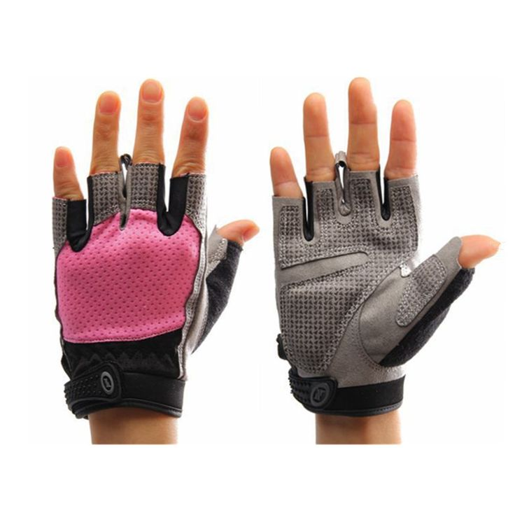 Half-gloves gym fitness sports men and women air spinning dumbbell strength guantes gym fitness Sports Safety weightlifting