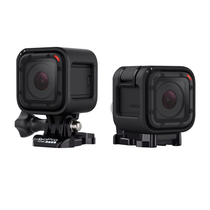 GoPro Cameras - GoPro Hero4 Session Camera - Black