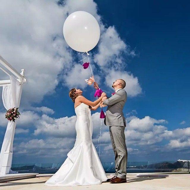 #Santorini #Wedding  #AstarteSuites Photo credits: @maria_sila