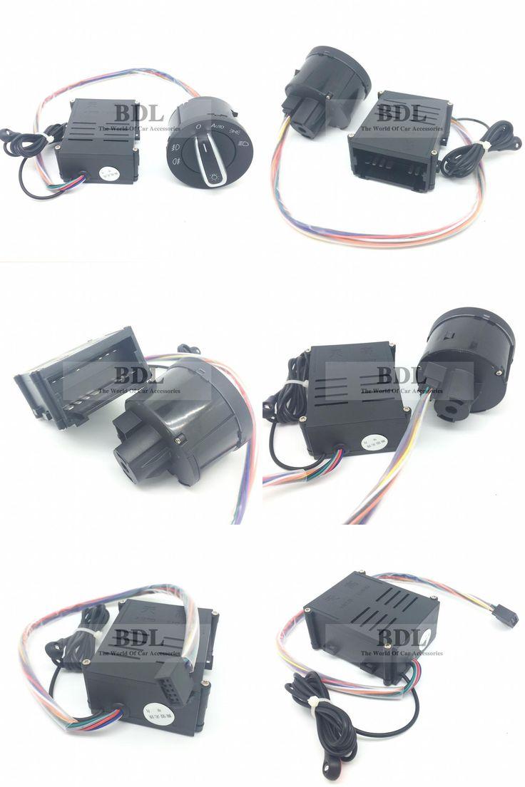 [Visit to Buy] New Version Auto Headlight Light Sensor Switch For VW Golf MK4 4 IV Jetta MK4 MK6 VI Bora Polo Passat B5 #Advertisement