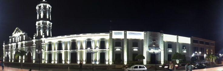 Catedral y Alcaldía Ocaña.