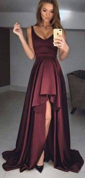 Elegant Prom Dress,formal Party Dresses,simple
