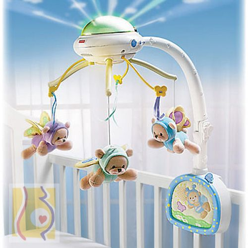 Carusel Butterfly Dreams marca Fisher-Price