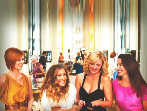 Sex and The City: Satc, Sex, Real Life, Fashion Clothing, Best Friends, True Friends, Favourite Things, Friendship, The Cities