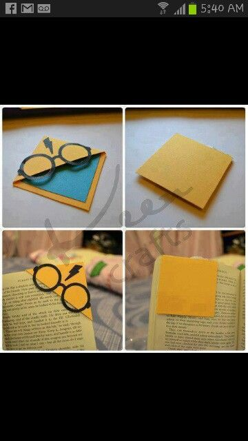 I will finally have a wonderful bookmark that I love!