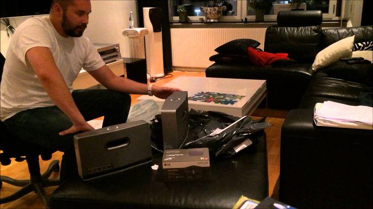 Test : LG Music Flow H5 / H7 / R1 #LGMusicFlow #LG #smartsonLG #smartson...