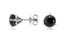 Black Diamond Earrings...