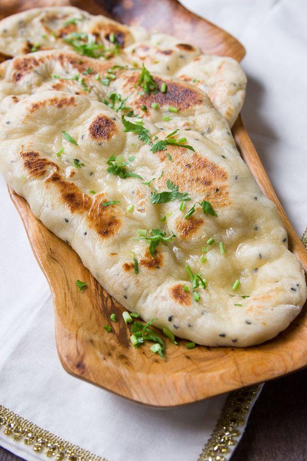 Prepare simple Kalonji Seed Naan. #Recipe by PBS Food.