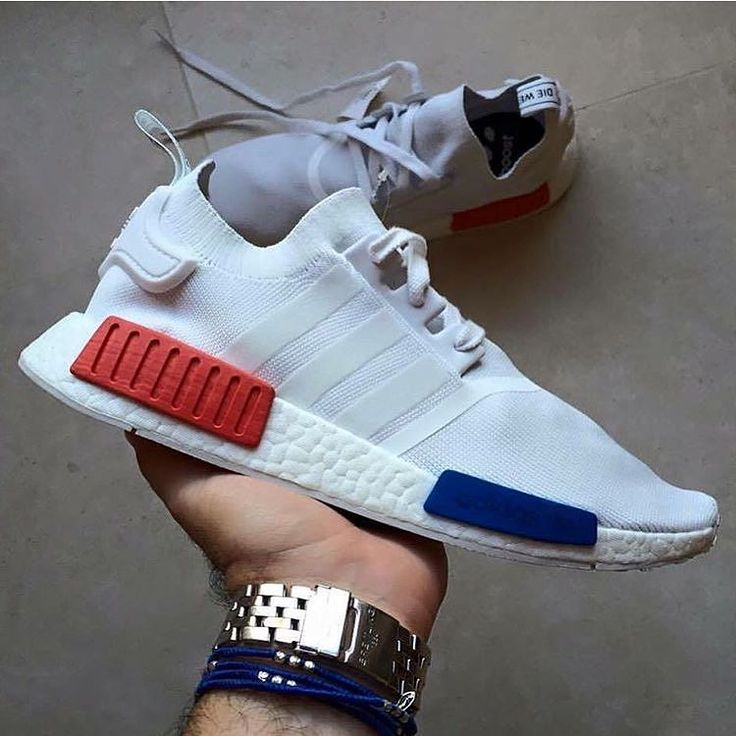 Early look at an alternate white NMD colorway. Let us know your thoughts in the comments. #boostVIBES by boostvibes