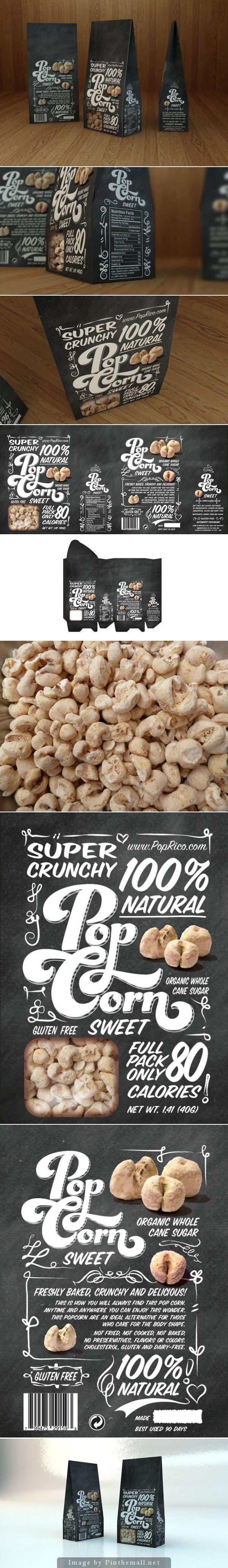Sweet Popcorn   Fabricio Hauen