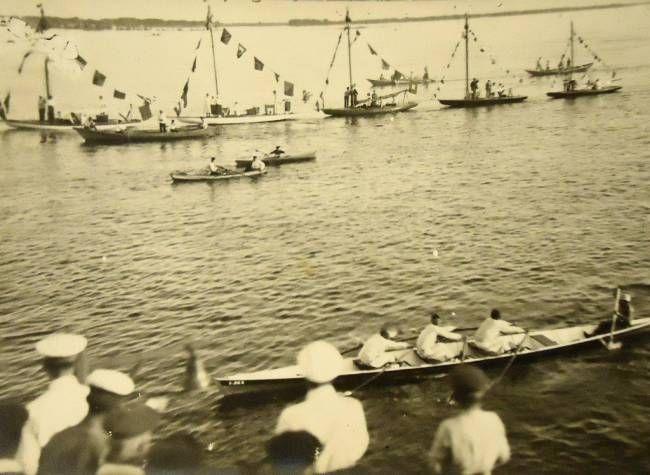 Яхт-клуб в 1919(!)г. | Фотографии старого Саратова