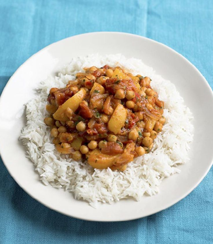 This is my favourite curry, my go-to, easy but perfect comfort food. I sometimes make it with turkey, so feel free to chuck a fistful of it in with the onions if you fancy it. Serve it with plain b…