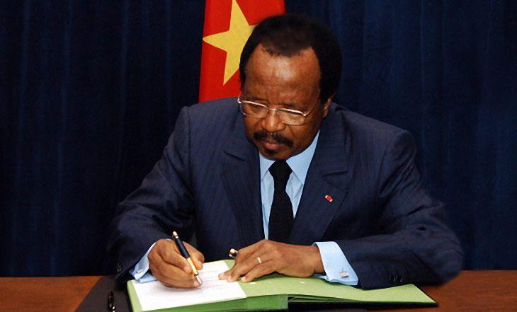 Cameroun: Paul Biya nomme les membres du conseil d'administration de l'ANRP - 15/07/2014 - http://www.camerpost.com/cameroun-paul-biya-nomme-les-membres-du-conseil-dadministration-de-lanrp-15072014/