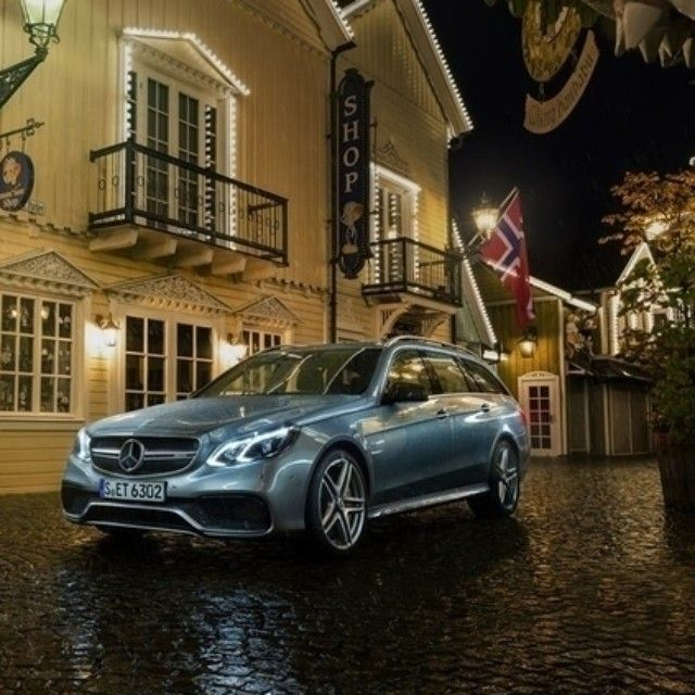 2015 E63 AMG S-Model 4MATIC Wagon. 577-hp