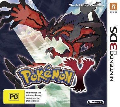 3DS Pokemon Y Check it out here!  http://www.thegamescorner.com.au/products/3ds-pokemon-y?utm_campaign=social_autopilot&utm_source=pin&utm_medium=pin