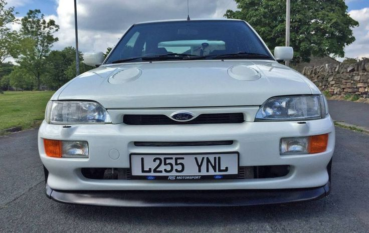 FOR SALE – 1994 FORD ESCORT RS COSWORTH... VIEW EBAY AD >> http://ebay.to/1N05YIv