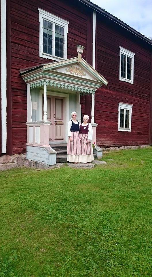 Hälsingegård Ol-Anders, Alfta