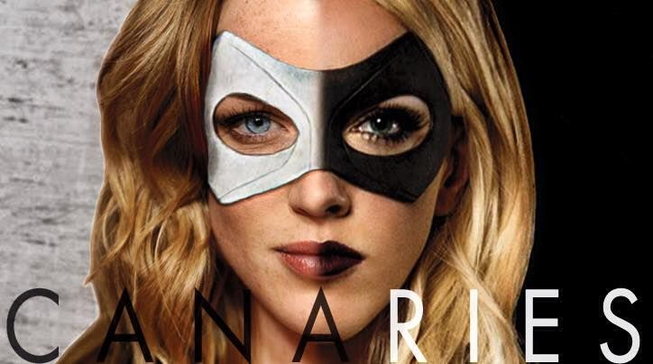 @WhiteCanary & #BlackCanary <3 WOW Man!! Its amazing! <3