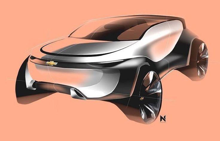 "326 Me gusta, 2 comentarios - Car Design Daily (@cardesigndaily) en Instagram: ""By Nicky Chan"""