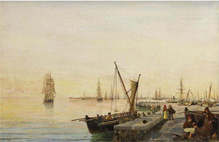 Ένα πολυσύχναστο λιμάνι