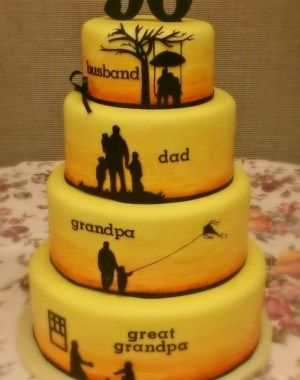 70Th Birthday Cake Ideas For Grandpa BirthdayCakes Ifttt