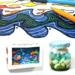 16 Ocean Crafts for Kids and Adults